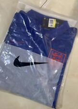More details for euro 2020 england blue football shirt 2021 nike dri-fit size