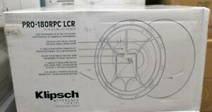 Klipsch PRO-180RPC-LCR In-Ceiling Speaker