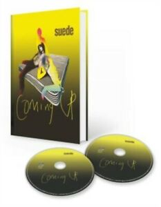 SUEDE Coming Up (25th Anniversary Edition) CD NEW & SEALED