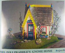 Closeout! Dollhouse Miniature Grandt Line Quarter Scale Kit, Pollywaddles, #3432