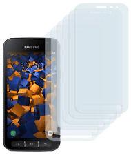 6 X Mumbi Displayschutzfolie für Samsung Galaxy Xcover 4 Folie Schutzfolie