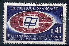 STAMP / TIMBRE FRANCE OBLITERE N° 1515  RADIODIFFUSION