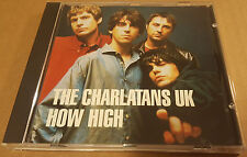 The Charlatans UK - How High CD single PROMO 1996