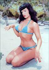 Bettie Page Hot Glossy Photo No28