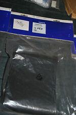 ORIGINAL VOLVO 39869129 FUßMATTE GUMMI HINTEN TUNNELMATTE S60 V60 (2007-) NEU