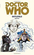Doctor Who: Battlefield por Platt ,Marc Mass Mercado Libro de Bolsillo