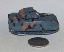 Small Micro Machine Plastic M-2 Bradley IFV in Dark Camo