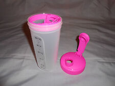 Tupperware Quick shake container blender smoothies shakes gravy mixer cocktails