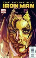 Invincible Iron Man #8 Villain Variant (2009) Marvel Comic NM