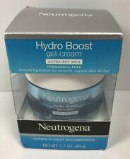 Neutrogena Hydro Boost Gel-Cream Extra Dry Skin 1.7 OZ