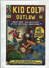 Kid Colt #124 ~ What Was The Mystery Of The Missing Mustang ~ (Grade 8.0)WH