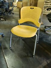 Herman Miller Caper Stacking Chairs side chairs