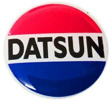 Datsun Lollipop 28mm Badge - Steering Wheel or Gearknob - 120Y 240Z 260X 280Z