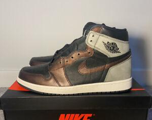 Nike Air Jordan 1 Retro High Patina Shadow Rust UK 10 New