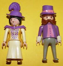 Playmobil Rosa Serie Ehepaar / Gentleman und Dame