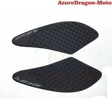 For Kawasaki Ninja ZX6R 2007-2008 Rubber Tank Traction Pad Side Gas Knee Grip