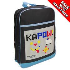 Brick Bag Rucksack. Make Your Own Design Sports Backpack Messenger Shoulder