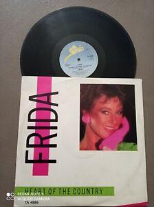 FRIDA HEART OF THE COUNTRY (Kirsty Maccoll) ABBA 1984 LP COME NUOVO RARO