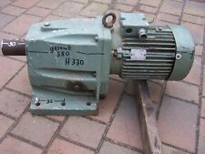 Getriebemotor 100 U/min  2,2Kw ZG4 DDR Qualität Stärke Ausgangswelle 60mm Durchm