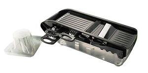 Simposh Compact Box Grater Slicer Mandoline   5 Multi Functional Adjust Blades