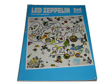 Led Zeppelin Off The Record 3rd Album Chappell Rittor