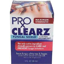 ProClearz Anti-fungal Liquid, Max Strength 1% Tolnaftate, 1 oz