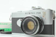 【Exc+++++】Olympus Pen F Half Frame w/ F.Zuiko Auto-s 38mm f1.8 Lens from JAPAN