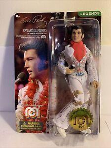 """MEGO #604 Legends Classic Elvis Presley King 8"""" Action Figure"""