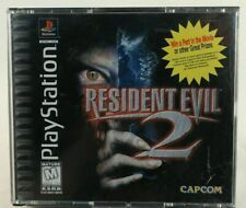 RESIDENT EVIL 2 PS1 PS2 PS3 PSX PLAYSTATION 1 3 IMPORT NTSC USA AMERICA COMPLETO
