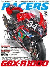 RACERS vol.45 Suzuki GSX-R1000  Japanese magazine