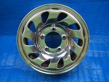 1 CHROME Suzuki Sidekick 1991-1998 15 inch Wheel Rim