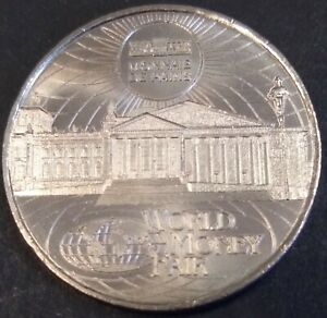 Medaille Jeton Monnaie de Paris MDP World Money Fair Berlin Berlijn 2014