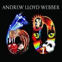 """ANDREW LLOYD WEBBER """"60"""" 3 CD BOX NEW!"""