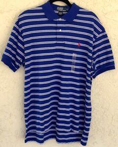 New Men's Polo by Ralph Lauren Shirt Size Large
