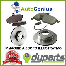 Kit Dischi e Pastiglie FIAT MULTIPLA (186) 1.9 JTD 115 (115 HP) MPV 813X2014