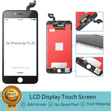 OEM Quality iPhone 6s Plus Black Replacement LCD Touch Screen Digitizer Assembly
