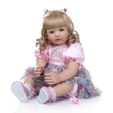 24 Inch 60cm Reborn Baby Dolls Toddler Baby Doll Realistic Reborn Babies Girl