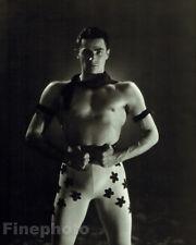 1949 BALLET Dance JOHN KIRZA BillyThe Kid MALE PHYSIQUE Photo GEORGE PLATT LYNES