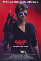 Cobra Movie POSTER 11 x 17 Sylvester Stallone, Brigitte Nielsen, A