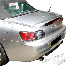 --Painted For Honda S2000 OE Type Convertible Rear Trunk Spoiler 00-09 NH630M