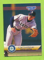 1999 Starting Lineup card - Alex Rodriguez  Seattle Mariners
