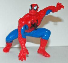 Spider-man Figurine Super Hero Marvel Spiderman Plastic Figure SHMV301