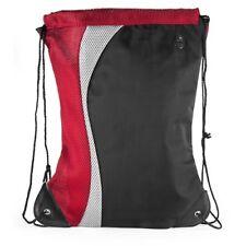 COLOR SPLASH SPORT PACK - Draw String Back Pack - Red