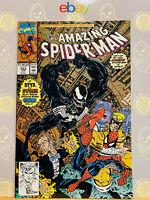 Amazing Spider-Man #333 (9.2) NM- Venom Appearance 1990 High Grade Key Issue