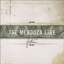 Mendoza Line-Fortune CD   New