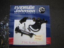 1994 J115TLERC, 330898 and 397064 Evinrude levers cylinder & crankcase, used.