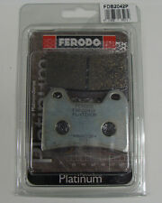FERODO PASTIGLIE FRENO ANT DUCATI M 620 MONSTER DARK (single/twin disc) 2003 >