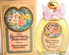 AVON CALIFORNIA PERFUME CO 1975 ANNIVERSARY KEEPSAKE SWEET HONESTY-NIB-FREE SHIP