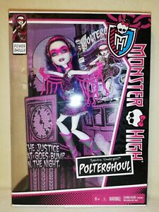 Monster High Spectra Polterghoul 2012 BNIB. THE VERY LAST OF THESE VALUE SETS!