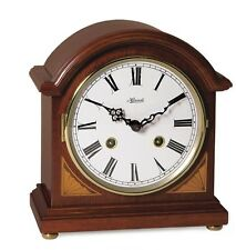(New!) LIBERTY Mantel Mantle Clock by Hermle Clocks Key-wound 22857-N90130